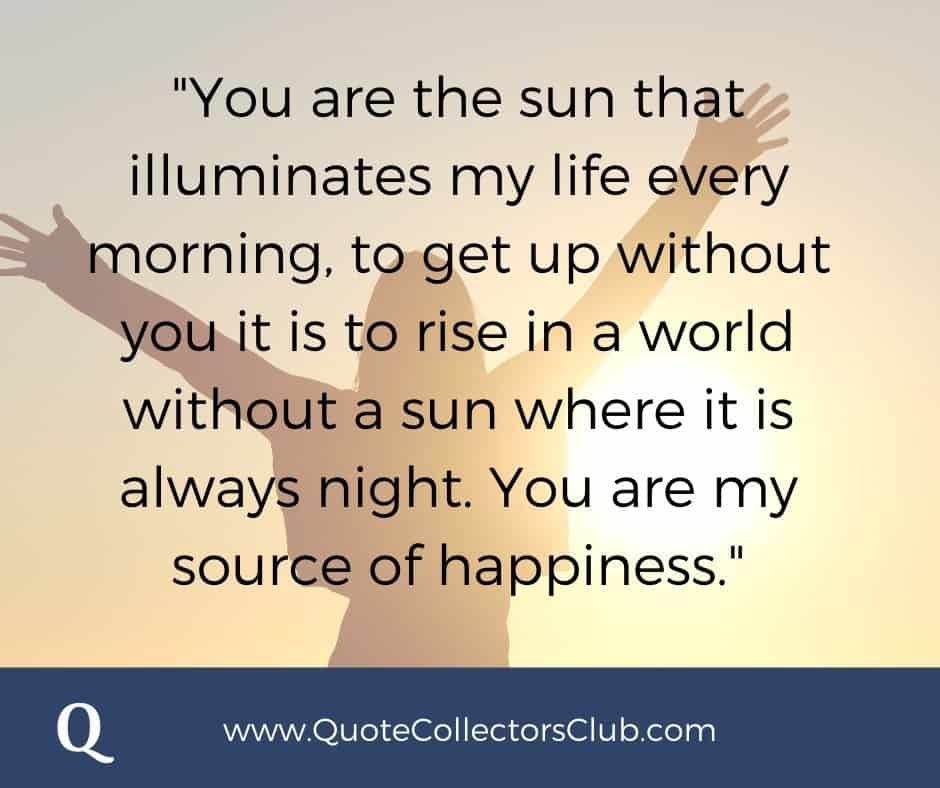 Good Morning My Love Quotes 1