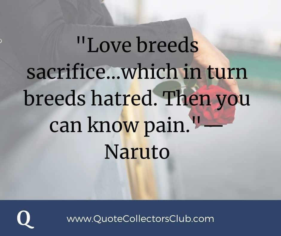 Pain naruto quotes 3
