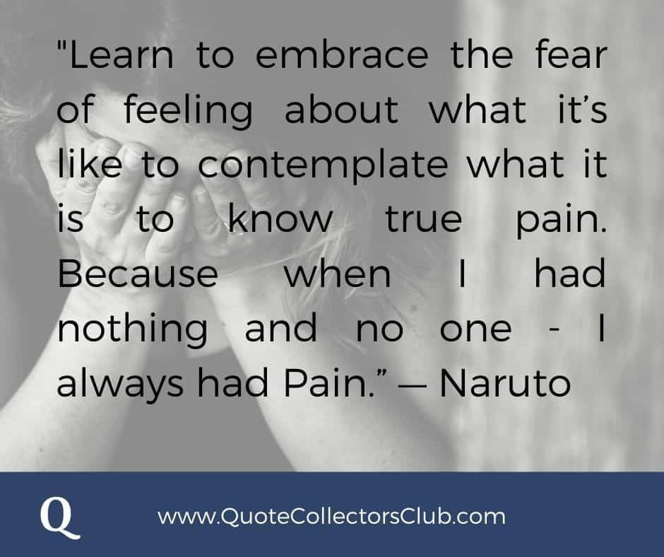 Pain naruto quotes 1